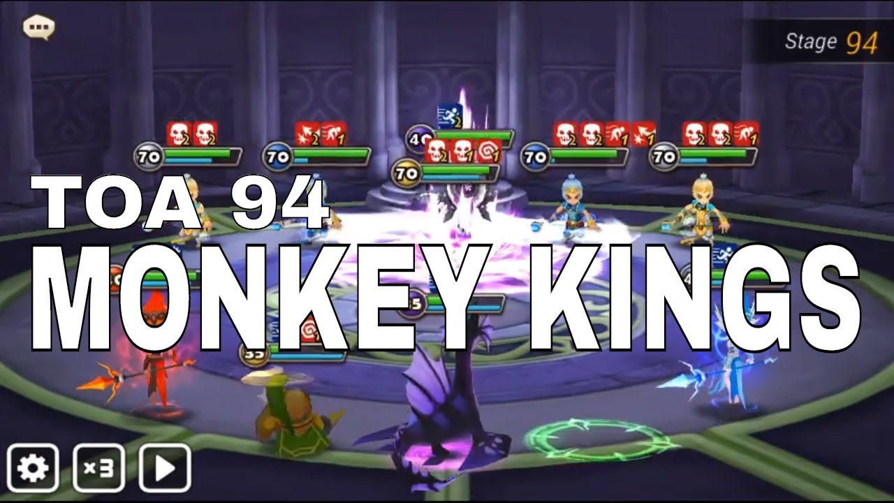 toa 94 monkey kings