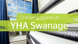 YHA Swanage | Changing Spaces