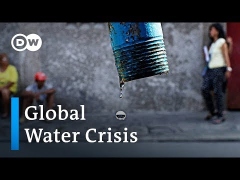 Is the world running out of clean water? | DW News