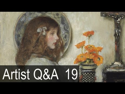 My Favorite Realism & more – Ep.19 Oil Painting Q&A with Mar