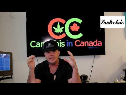 Cannabis in Canada Live Aug 20th
