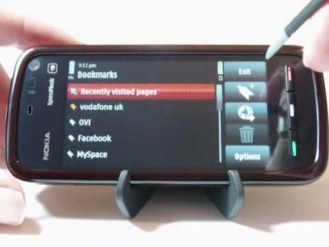 Nokia 5800 XpressMusic Review - Web and multimedia