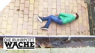 Aufsichtspflicht verletzt: Kleiner Junge stürzt vom Balkon | Die Ruhrpottwache | SAT.1 TV