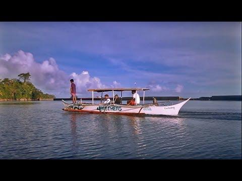 Port Lamon Hinatuan Surigao Del Sur Philippines