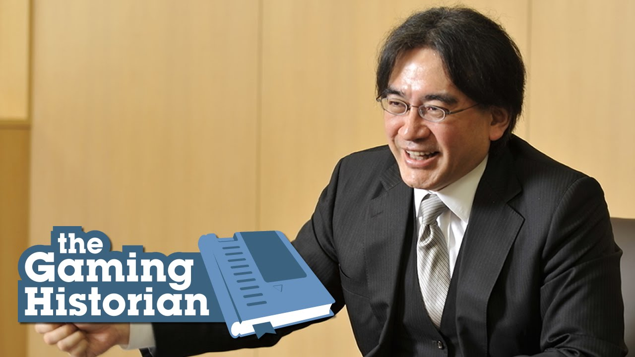 The Life of Satoru Iwata - Gaming Historian