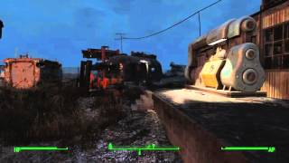 fallout 4 unarmed bobblehead and hot rodder atom cats garage