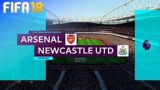 Download Video FIFA 18 - Arsenal vs. Newcastle United @ Emirates Stadium MP3 3GP MP4