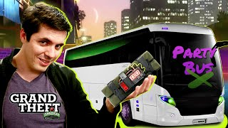 SUICIDE PARTY BUS! (Grand Theft Smosh)