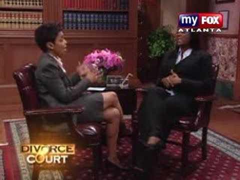 Juanita bynum on divorce court 2