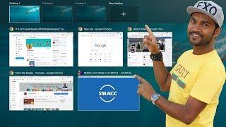 Tips For Using Task View & Multiple Desktops In Windows 10 Lang Bengali