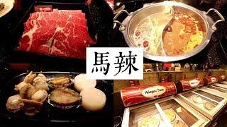 《 肥波外食記 》 之 《 馬辣頂級麻辣鴛鴦火鍋 》