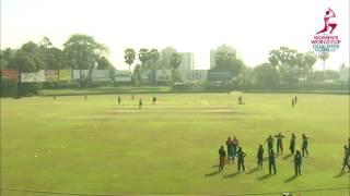 Pakistan v Bangladesh, ICC Women's World Cup Qualifier, 2017