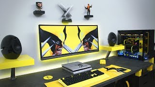 Ultimate Desk Setup | Wolverine Edition thumbnail