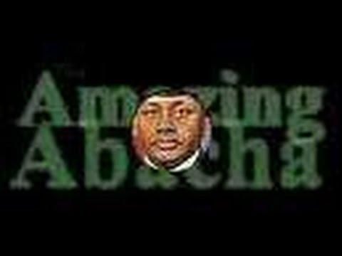 the Amazing Abacha