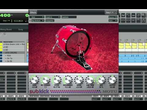 DP8 Subkick plug-in