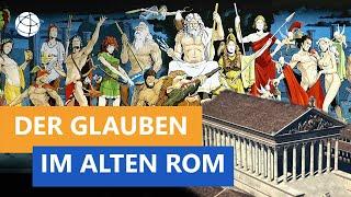 Woran glauben die Römer?   Das Römer-Experiment   Planet Schule   SWR