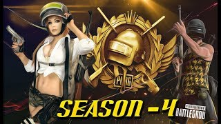 PUBG Mobile Live Stream - PUBG Season 4 Funny Moments ( Player Unknown Battlegrounds )