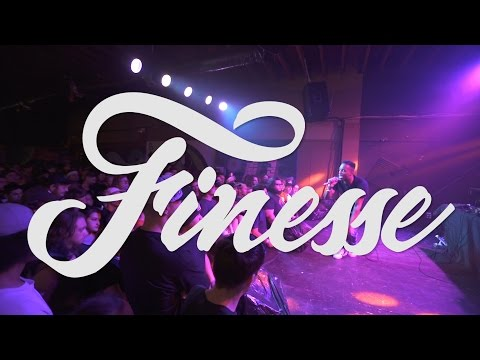 Finesse (Partial Live Set) at 1904 Music Hall