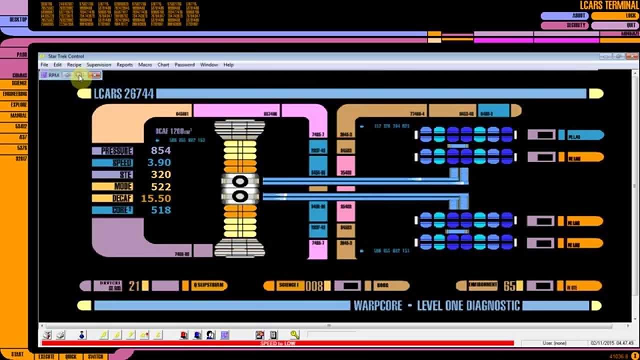 Star Trek Scada Automation Youtube