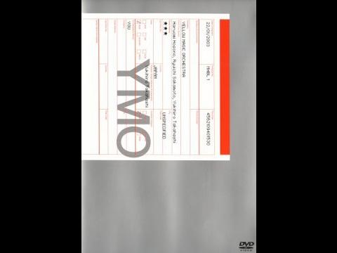 Yellow Magic Orchestra – Visual YMO - The Best (2003)