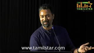 Thiravam Web Series Press Meet