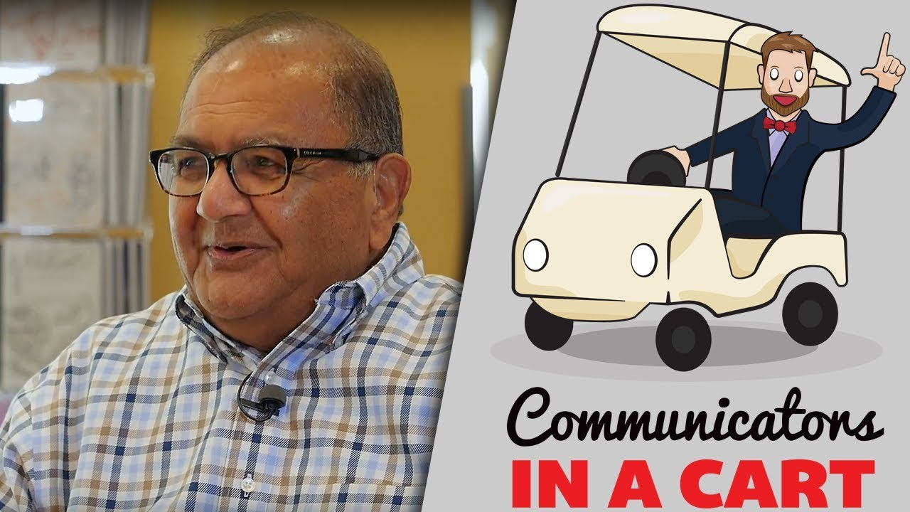 Communicators in a Cart | Episode 16 Dr Kishor C. Mehta,