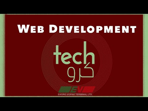 Create Your First HTML Page - Web Development - Tech Karo [Urdu]