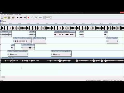 Using Acoustica 2.471 For Wave Audio Mixing Easy Software
