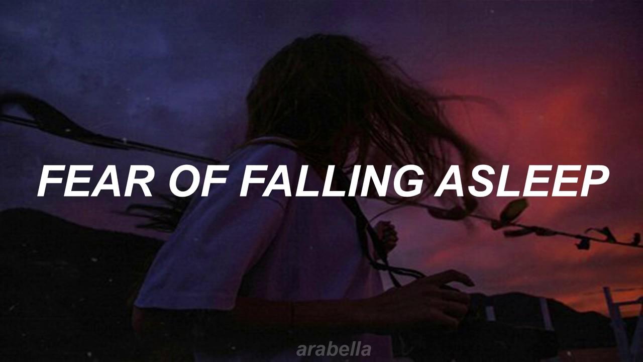 tender - fear of falling asleep // español