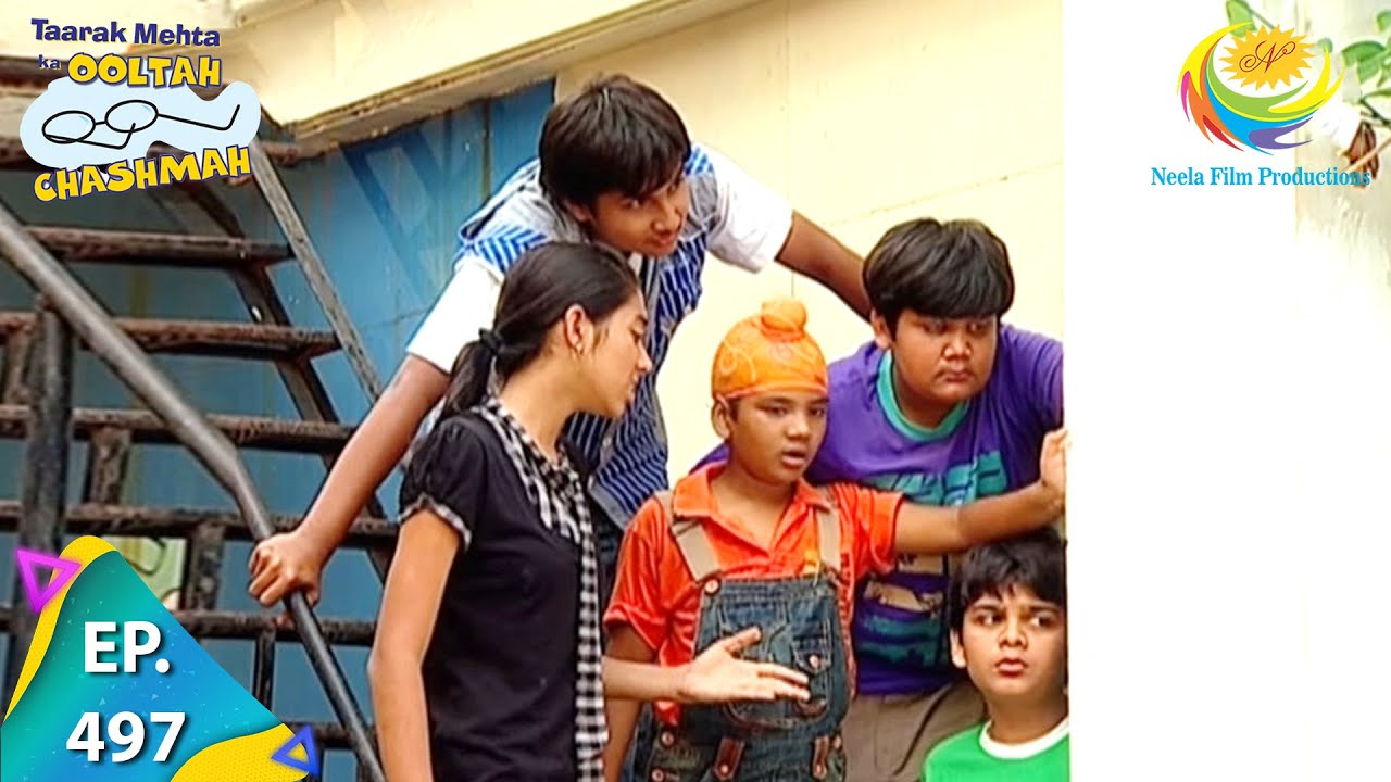 Download Taarak Mehta Ka Ooltah Chashmah - Episode 497 - Full Episode
