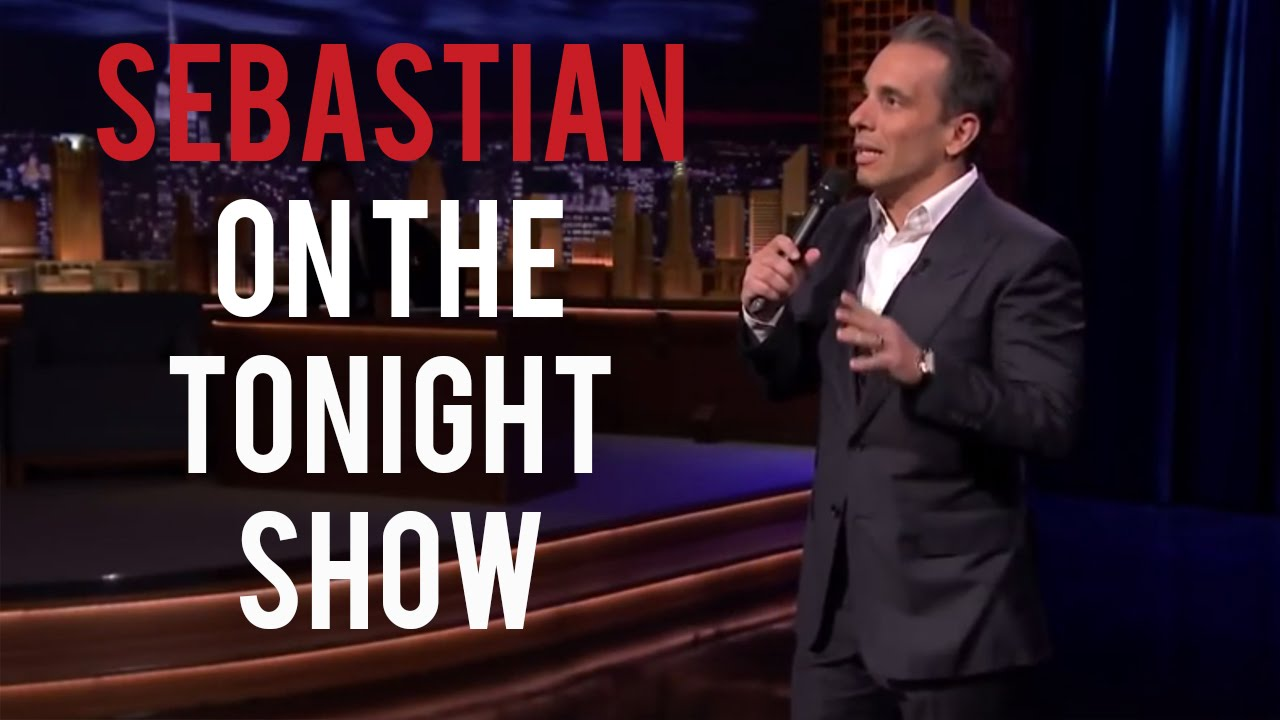 Comedian Sebastian Maniscalco is embarrassed by your