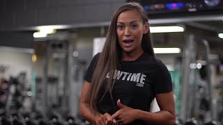 Nadine Muller's Hot Tip - Glute Workout