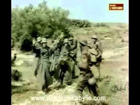 Afrique du nord 19421958 djurdjurakabylie
