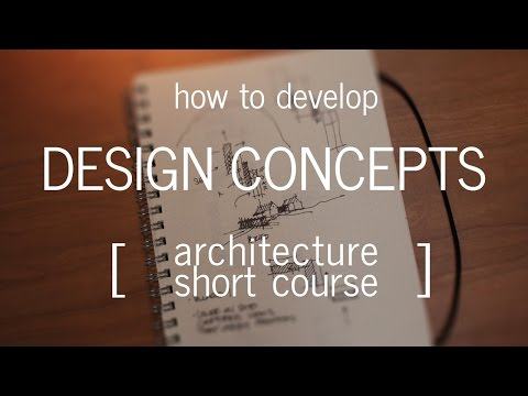 architecture-short-course:-how-to-develop-a-design-concept