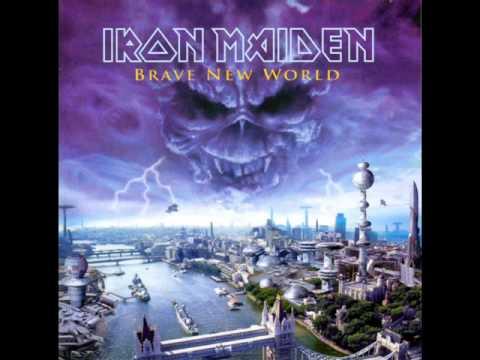 Iron Maiden - The Mercenary