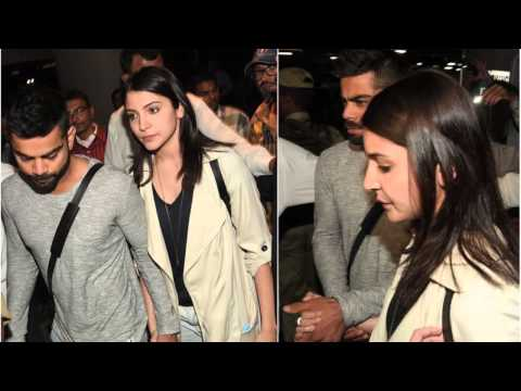 Anushka Sharma And Virat Kohli Spotted Together Post India Loss To Australia