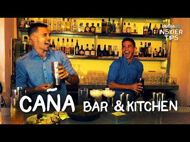 Caña Bar & Kitchen - DOLFIJNGO