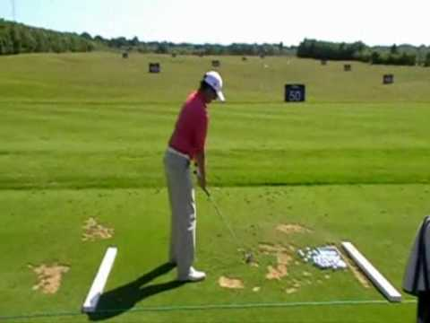 Rory McIlroy's US Open Champion Golf Swing