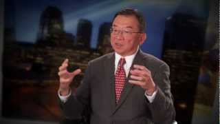 Chinese Version: Welcome to Bellevue, WA from Mayor Conrad Lee
