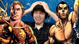 Let's Watch DEATH BATTLE | Aquaman VS Namor