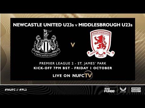 Newcastle United 4 Middlesbrough 1 | Premier League 2