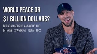 Brendan Schaub Answers the Dumbest Questions on the Internet