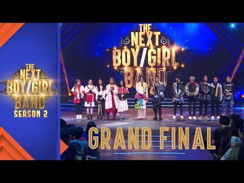 WHO'S THE WINNER?!! I GRAND FINAL I The Next Boy/Girl Band S2 GTV