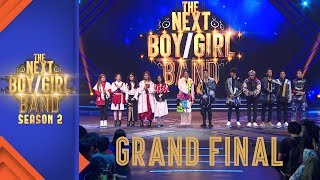 WHO'S THE WINNER?!! I GRAND FINAL I The Next Boy/Girl Band S2 GTV