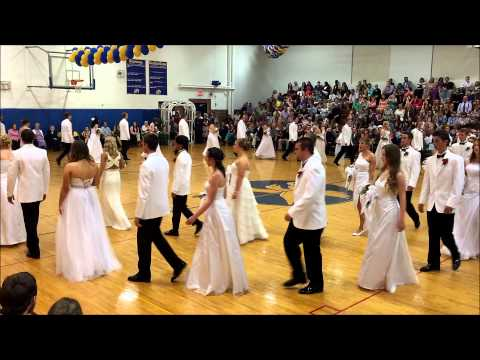 Boothbay Region High School Grand March 2015