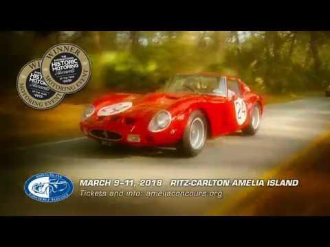 The Amelia Amelia Island Concours DElegance Celebrates YouTube - Amelia island car show 2018