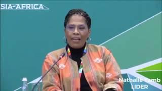 Russie-Afrique: Discours de Nathalie Yamb contre le parasitisme de la France en Afrique