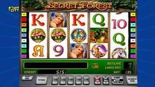 Игровой автомат - Secret Forest