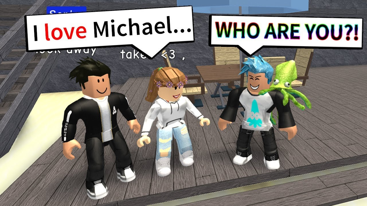 Girlfriend Cheats On Boyfriend With Me Roblox H