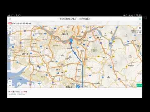 Как я использую Naver Map?!